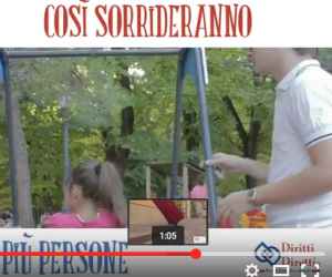 sschermata parzaile del video